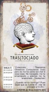 La Malhablada Tras(toc)ado Salamanca Agosto 2019