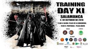 Salamanca XI Training Day Octubre 2019