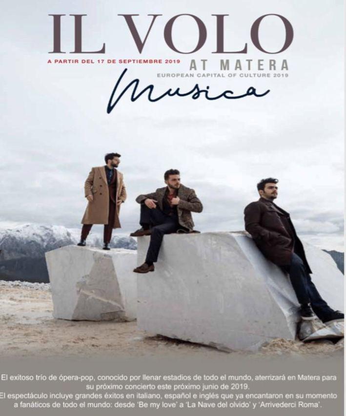 Cines Van Dyck Il Volo Salamanca Septiembre 2019