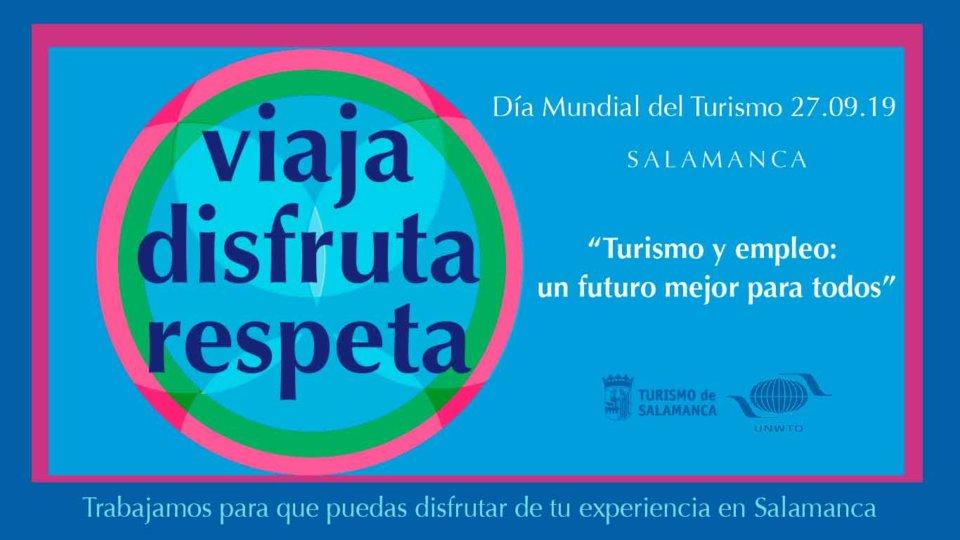 Día Mundial de Turismo Salamanca Septiembre 2019