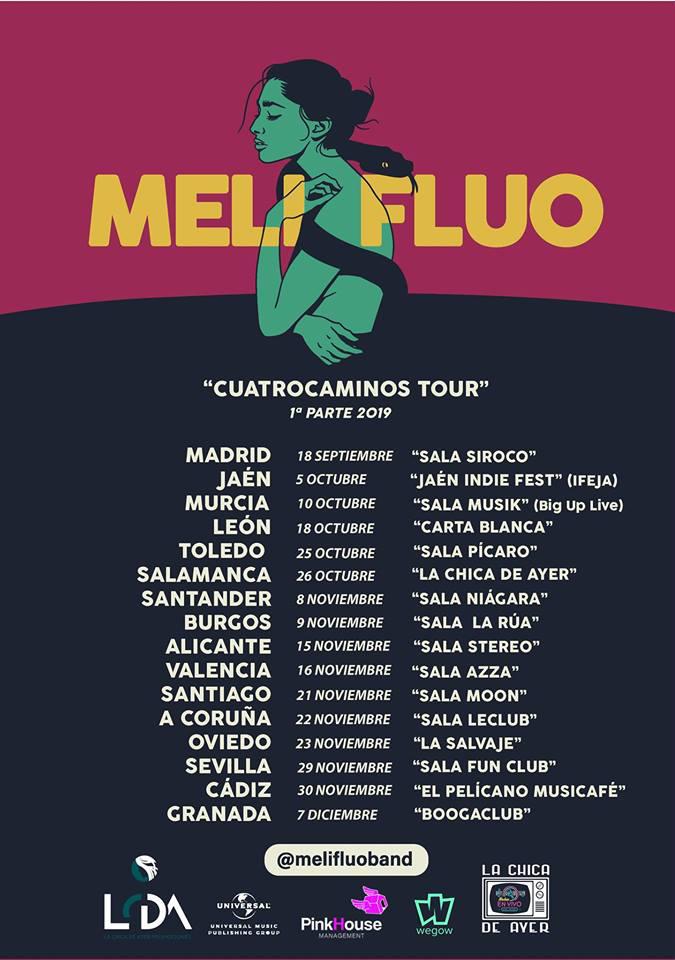 La Chica de Ayer Melifluo Salamanca Octubre 2019