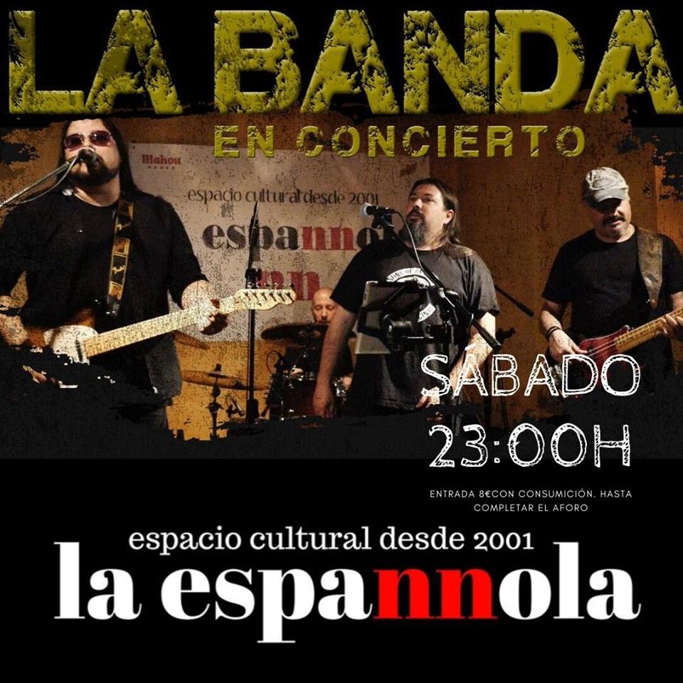 La Espannola La Banda Salamanca Septiembre 2019