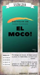 La Malhablada El moco! Sesión Golfa Salamanca Septiembre 2019