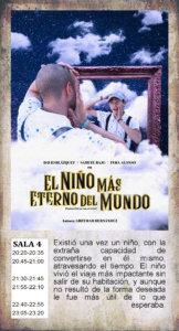 La Malhablada El niño más eterno del mundo Salamanca Septiembre 2019