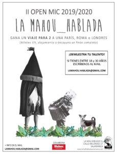 La Malhablada II La Mahou_Hablada Open Mic Salamanca 2019-2020