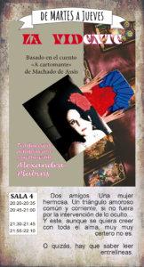 La Malhablada La vidente Salamanca Septiembre 2019