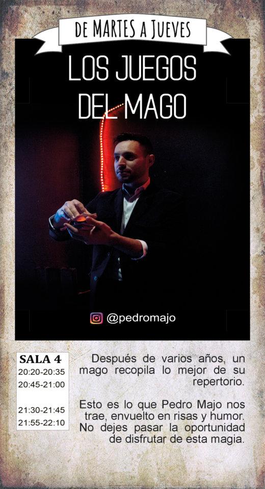 La Malhablada Los juegos del mago Salamanca Octubre 2019