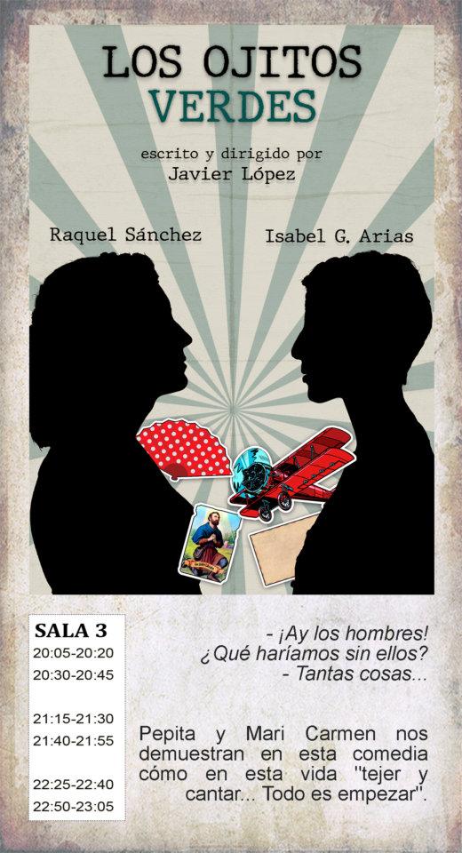 La Malhablada Los ojitos verdes Salamanca Septiembre 2019