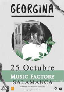 Music Factory Georgina Salamanca Octubre 2019