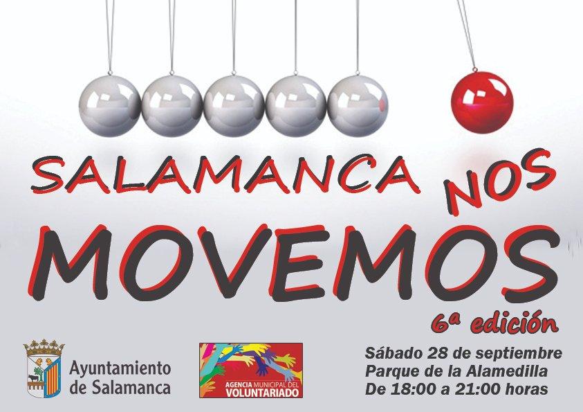 Salamanca VI Encuentro Salamanca nos Movemos Septiembre 2019