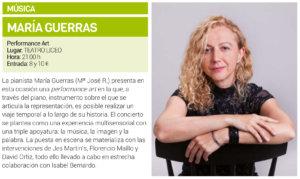Teatro Liceo María Guerras Salamanca Octubre 2019