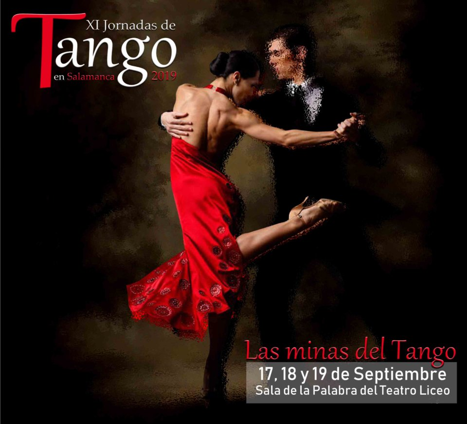 Teatro Liceo XI Jornadas del Tango Salamanca Septiembre 2019