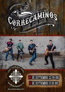 The Molly's Cross Correcaminos Salamanca Septiembre 2019