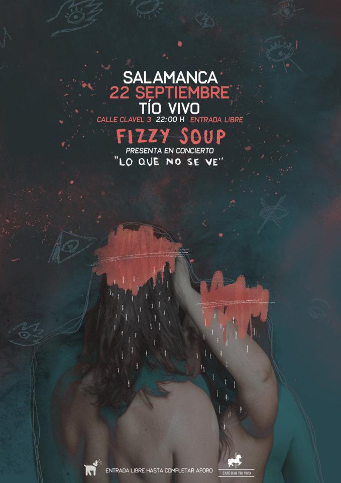 Tío Vivo Fizzy Soup Salamanca Septiembre 2019