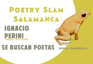 Tío Vivo Poetry Slam Salamanca Septiembre 2019