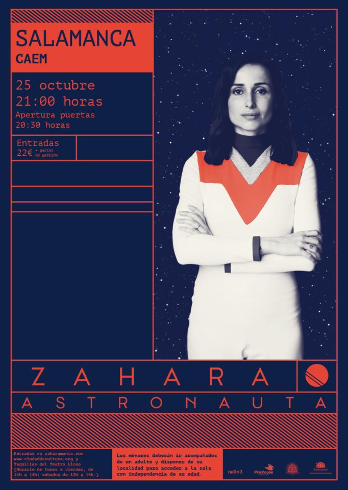 Centro de las Artes Escénicas y de la Música CAEM Zahara Salamanca Octubre 2019