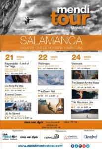 Cines Van Dyck Ciclo de Cine de Montaña y Aventura Salamanca Octubre 2019