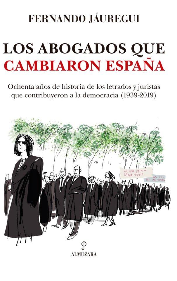 Colegio de Abogados Fernando Jáuregui Salamanca Octubre 2019