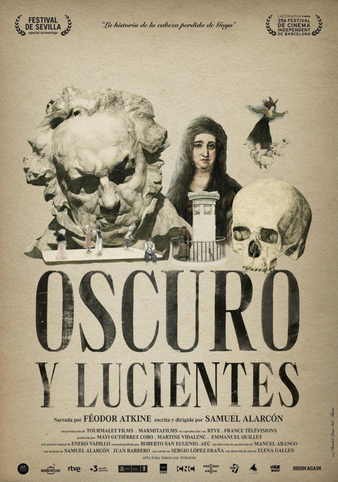 Filmoteca de Castilla y León Oscuro y Lucientes Salamanca Octubre 2019