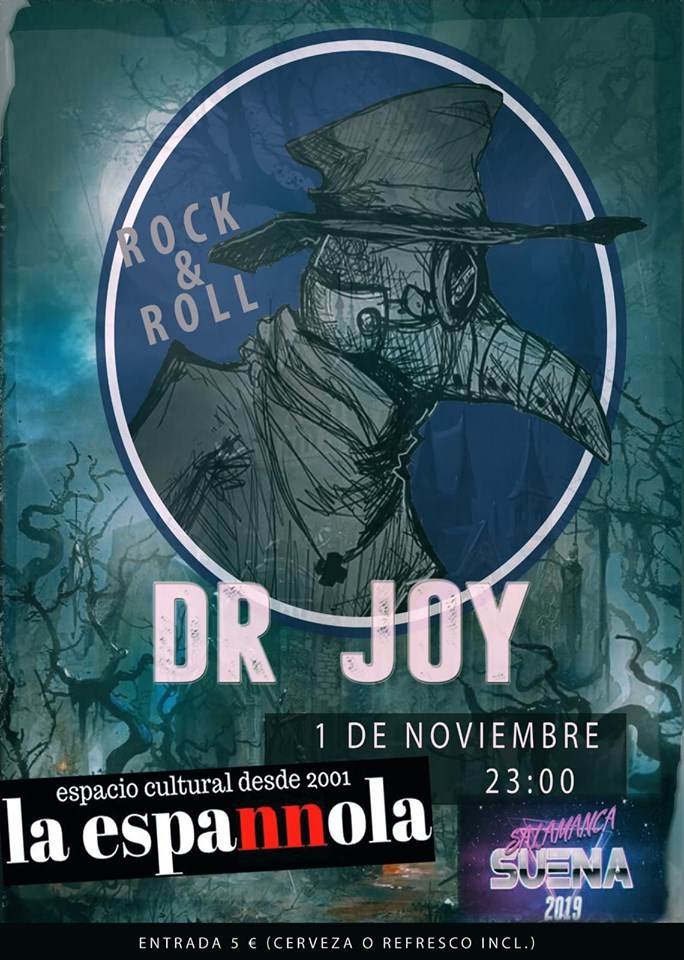 La Espannola Dr Joy Salamanca Noviembre 2019
