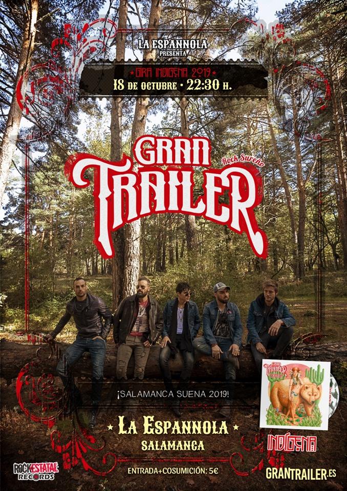 La Espannola Gran Trailer Salamanca Octubre 2019