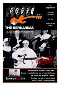 La Espannola The Bernardas Salamanca Octubre 2019