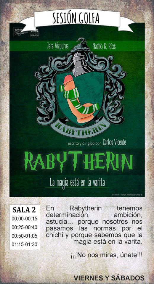 La Malhablada Rabytherin Sesión Golfa Salamanca Noviembre 2019