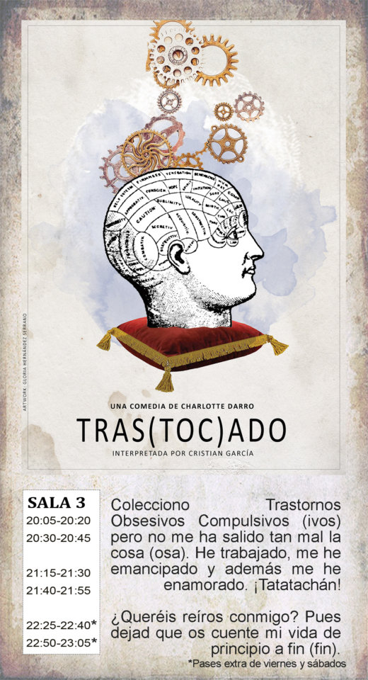 La Malhablada Tras(toc)ado Salamanca Octubre 2019