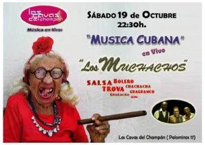 Las Cavas del Champán Los Muchachos 19 de octubre de 2019 Salamanca