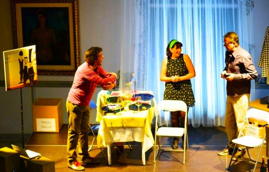 Museo de Art Nouveau y Art Déco Casa Lis Trinomio Teatro Salamanca Octubre 2019
