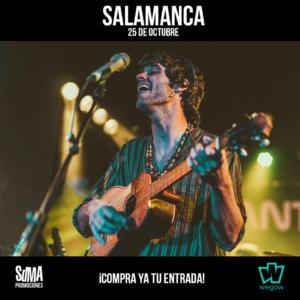 Potemkim Pedro Pastor y Los Locos Descalzos Salamanca Octubre 2019