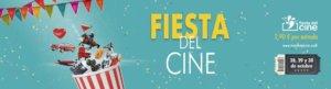 Salamanca Fiesta del Cine Octubre 2019