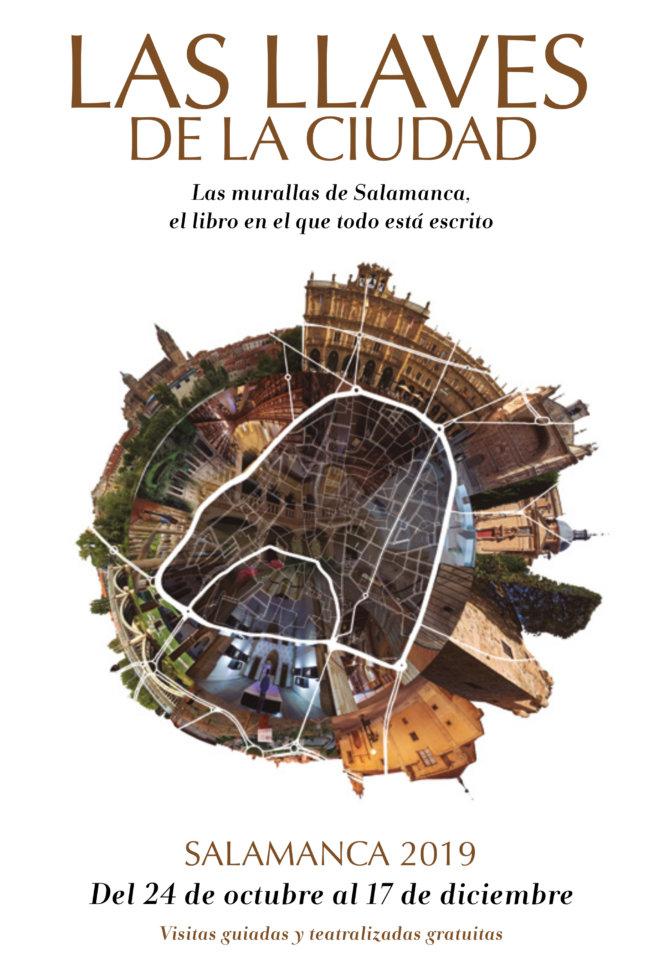 Salamanca XII Las Llaves de la Ciudad Octubre noviembre diciembre 2019