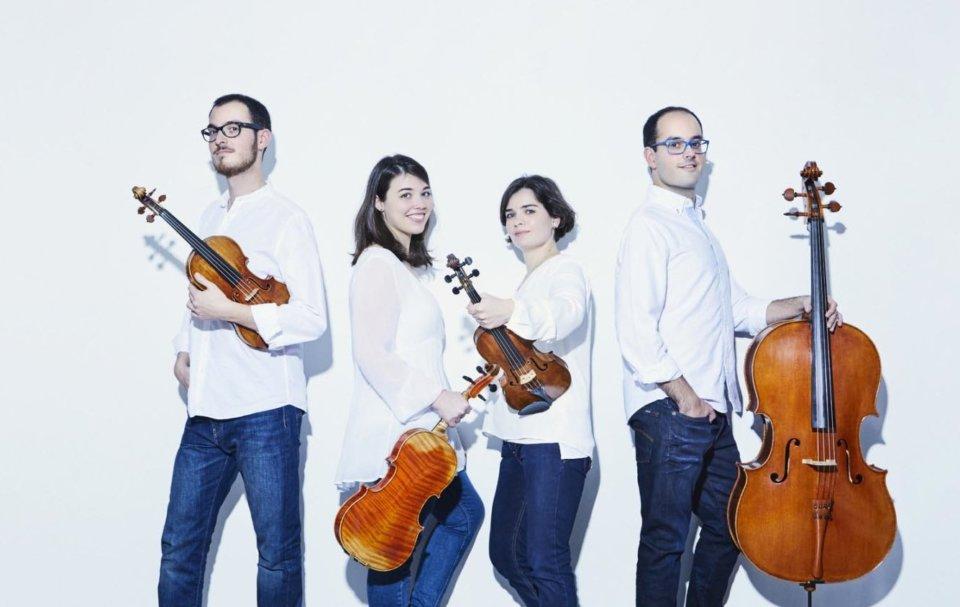 Teatro Liceo Cosmos Quartet & Ensemble Salamanca Octubre 2019