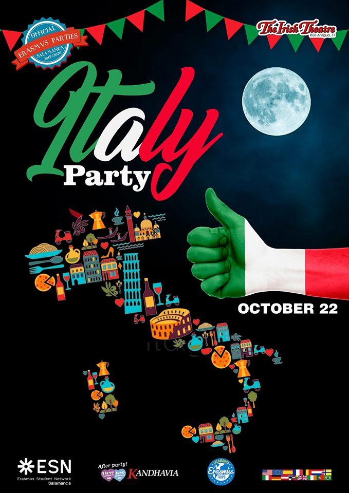 The Irish Theatre Fiesta de Italia Salamanca Octubre 2019