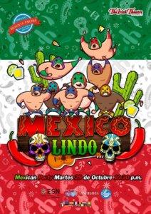 The Irish Theatre Fiesta de México Salamanca Octubre 2019