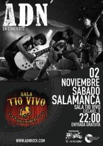 Tío Vivo ADN Salamanca Noviembre 2019