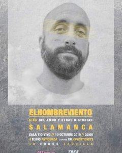 Tío Vivo El Hombre Viento Salamanca Octubre 2019