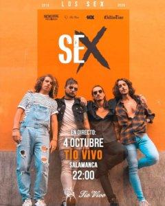 Tío Vivo Los Sex Salamanca Octubre 2019