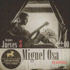 Tío Vivo Miguel Osa Salamanca Octubre 2019