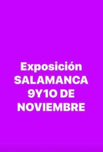 Hotel Catalonia Plaza Mayor Feria Reborn Salamanca Noviembre 2019