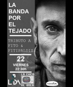 La Chica de Ayer La Banda por el Tejado Salamanca Noviembre 2019