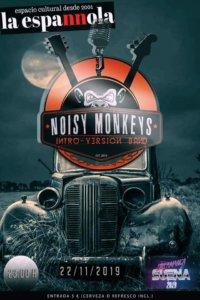 La Espannola Noisy Monkeys Salamanca Noviembre 2019