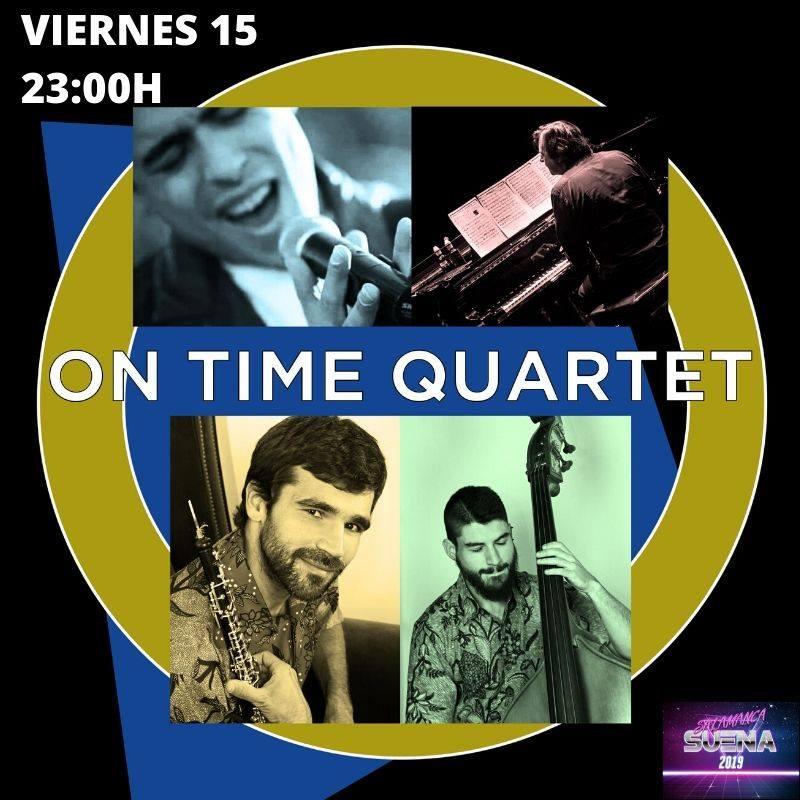 La Espannola On Time Quartet Salamanca Noviembre 2019