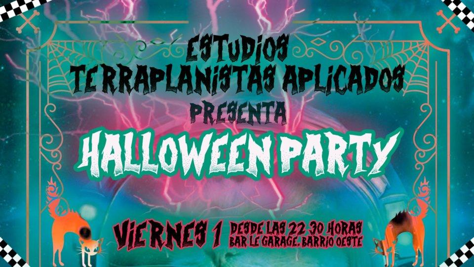 Le Garage MCC Halloween Party Salamanca Noviembre 2019