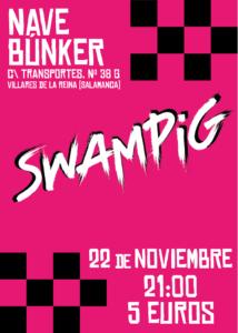 Nave Bunker Swampig Villares de la Reina Noviembre 2019