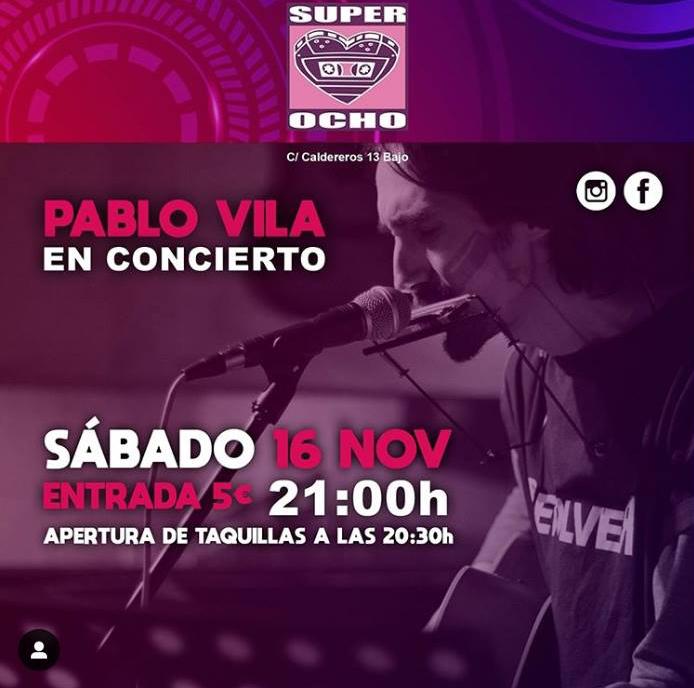 Super 8 Pablo Vila Salamanca Noviembre 2019