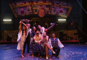 Teatro Liceo Circo Gran Fele Salamanca Noviembre 2019