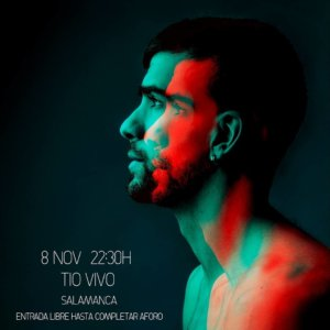 Tío Vivo Daniel Guantes Salamanca Noviembre 2019