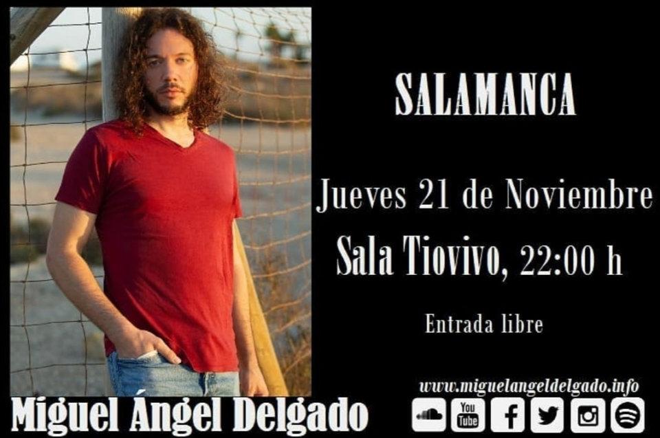 Tío Vivo Miguel Ángel Delgado Salamanca Noviembre 2019